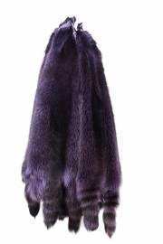 """Енот-полоскун крашеный """"Фиолетовый"""""""