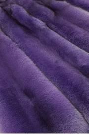 """Песец крашеный """"Фиолетовый 3"""""""