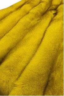 """Песец крашеный """"Желтый 2"""""""
