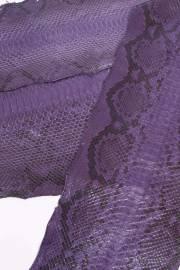 Кожа питона Ультрафиолет