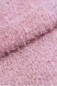 Пластина калгана крашеного розовая