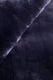 """Пластина  кролика Рекс """"Черная"""""""