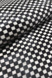 """Теленок """"шахматы черно-белые"""""""