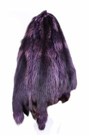 Енотовидная собака китайская крашеная Фиолетовая